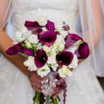Bridal handtied hodsock