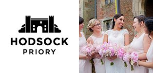 Hodsock Priory Wedding Flowers